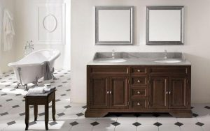 arredare bagno in stile classico
