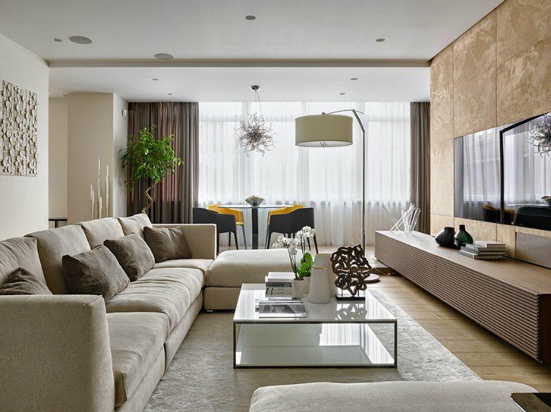 Arredamento soggiorno moderno di lusso blackarchives for Arredamento lussuoso